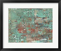 Framed Geo Floral