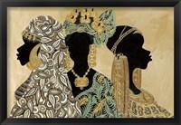 Framed Royalty