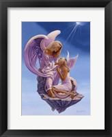 Framed Birth Of An Angel