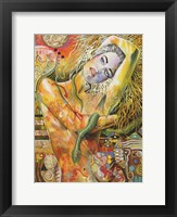 Framed Od To Klimt