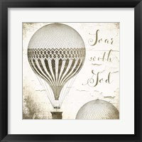 Framed Gods Balloons I
