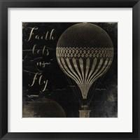 Framed Gods Balloons II