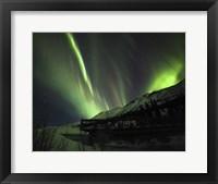 Framed Aurora Delight