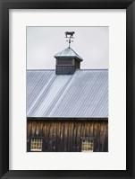 Framed Weathervane