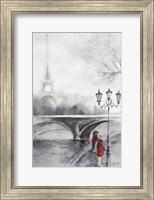 Framed Eiffel Tower1
