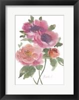 Framed Flower Series 5