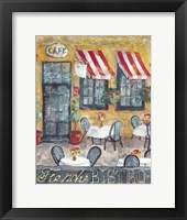 Framed French Bistro
