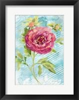 Framed Spring Garden II