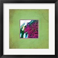 Positano Profusion Framed Print