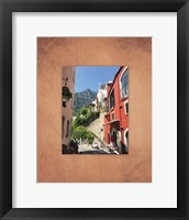 Framed Mediterranean Memories