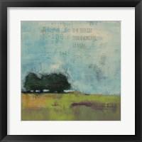 Framed Joy Ahead Verse