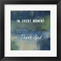 Framed Thank God