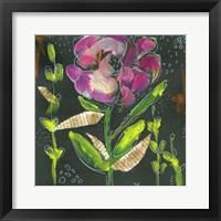 Flower Pot II Framed Print
