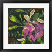 Flower Pot III Framed Print