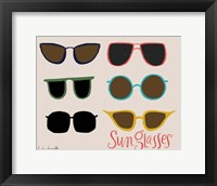Framed Sunglasses