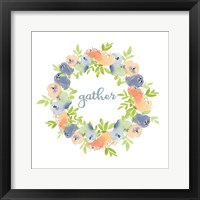 Framed Gather Floral