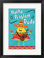 Framed Nacho Problem