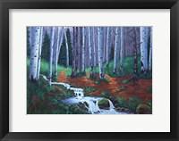 Framed Stoney Creek