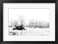 Framed Tractor VII