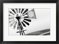 Framed Windmill IV
