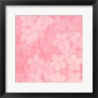 Framed Millennial Pink II