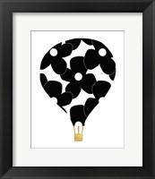 Framed Flower Balloon