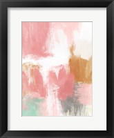 Framed Spring Abstract II