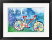 Framed California Days Bike