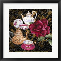 Framed Tea Time 3