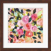 Framed Pink Blush