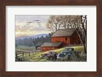 Framed Countryside Dream