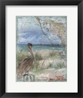 Framed Anna Maria Island