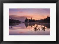 Framed September Morn