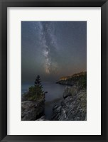 Framed Stars Over Quoddy Channel
