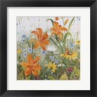 Framed Wildflowers