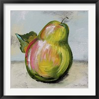 Framed Abstract Kitchen Fruit 4