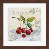 Framed Tutti Fruiti Cherries