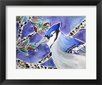 Framed Blue Jay Way