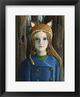 Framed Fox Girl