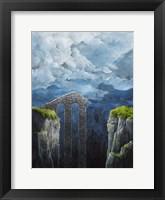 Framed Canyon