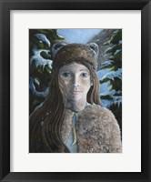 Framed Ursa Minor