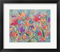 Framed Wild Flowers