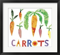 Framed Carrots