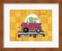 Framed Animal Transporters 1