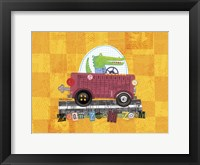 Framed Animal Transporters 1