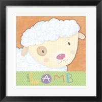 Framed Baby Animals 4