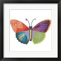 Framed Wings Of Grace Butterfly Icon 4