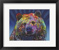 Framed Grizz
