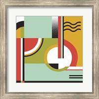 Framed Bauhaus 1