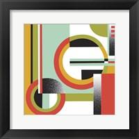 Framed Bauhaus 4
